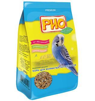 Rio budgies для волнистых попугаев
