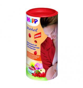 """Чай """"HIPP Natal Фруктовый"""", чай для кормящих мам с витаминами"""