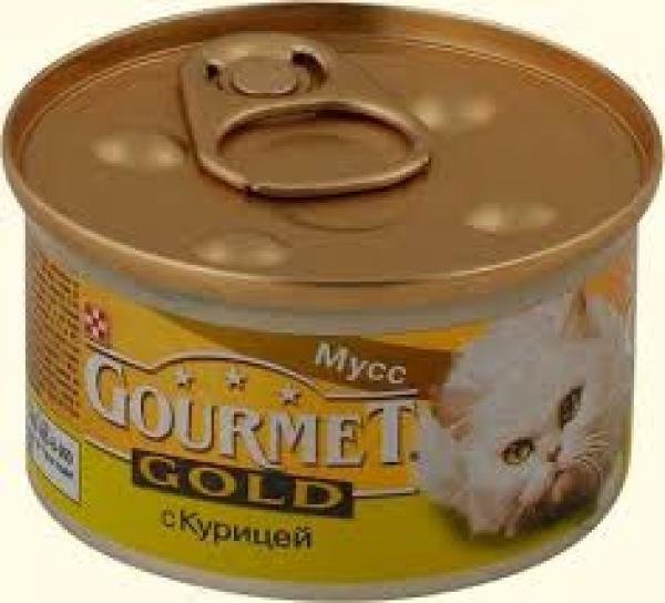 Мусс Gourmet