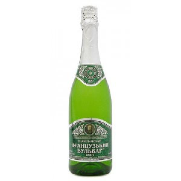 Шампанское «Французский бульвар».