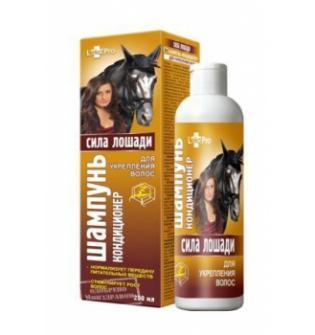 шампунь сила лошади