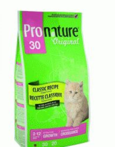 Pronature Original КОТЕНОК (Kitten Classic Recipe) корм для котят