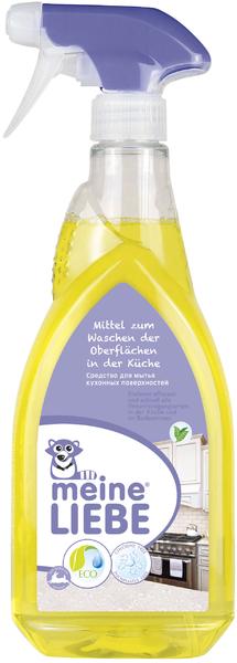 Средство для мытья кухонных поверхностей Meine Liebe