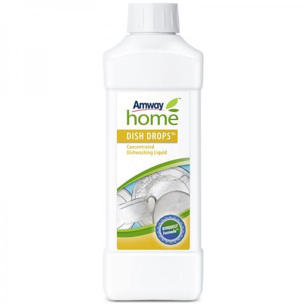 Концентрированная жидкость для мытья посуды Amway DISH DROPS home