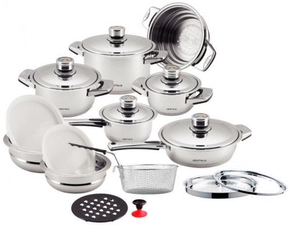 Набор посуды из нержавеющей стали Hermann Miller