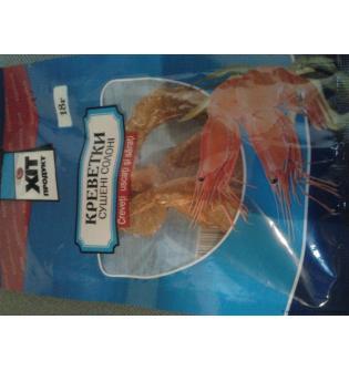 Снэки Креветки сушеные соленые Хіт продукт
