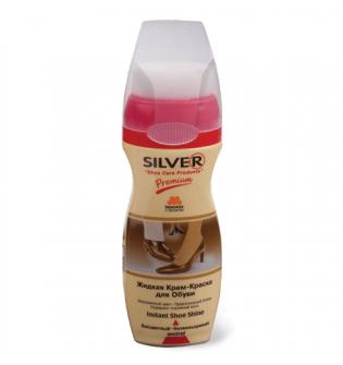 Жидкий крем-маска SILVER