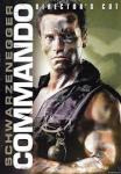 Боевик Коммандос / Commando США (1985)