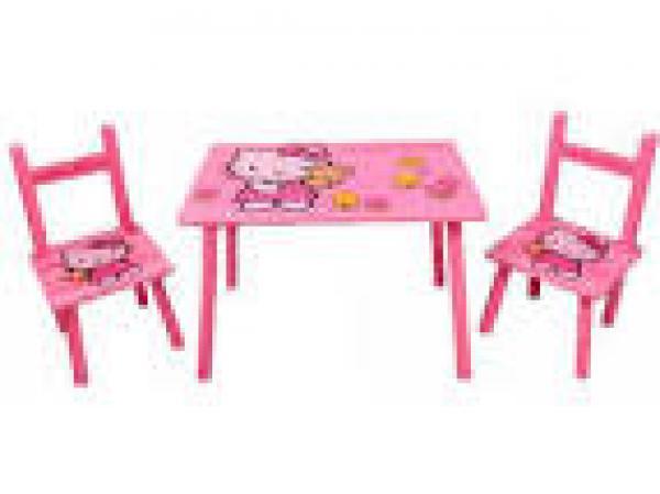 Набор детской мебели Hello Kitty