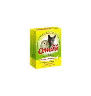 Витамины для котят Neo Омега 3 Фармакс