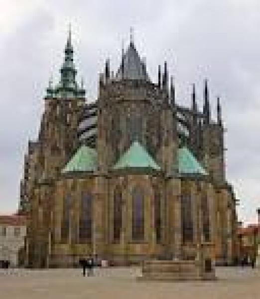 Экскурсия по Праге, Чехия