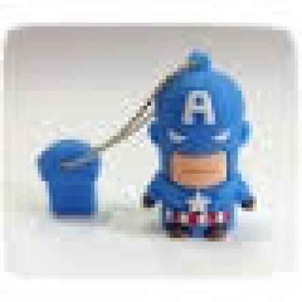 Флешка Captain America Memory Stick USB