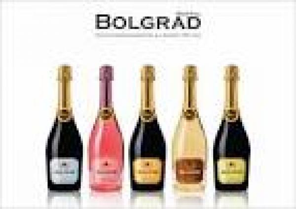 Шампанское полусладкое Classic Bolgrad