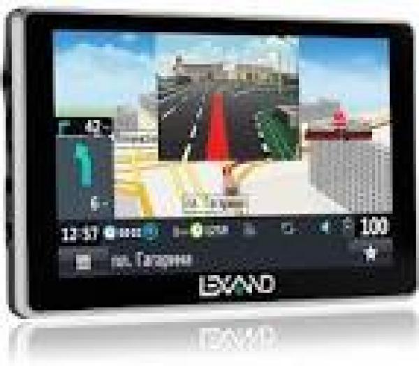 GPS-навигатор Lexand SA5