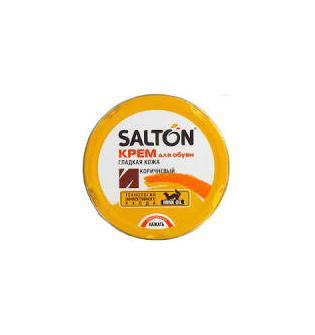 Крем для обуви Salton гладкая кожа