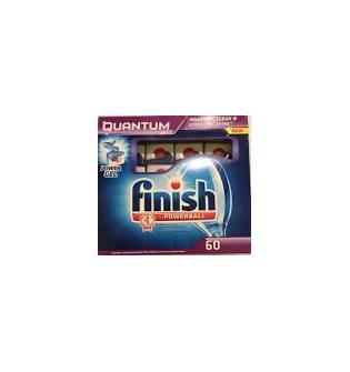 Таблетки для посудомоечных машин Finish Quantum Power Gel