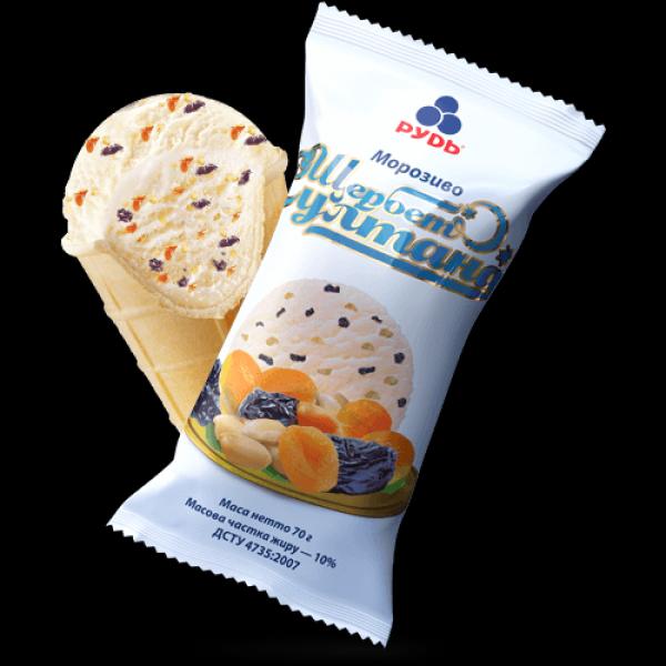 Мороженое Рудь «Щербет Султана»