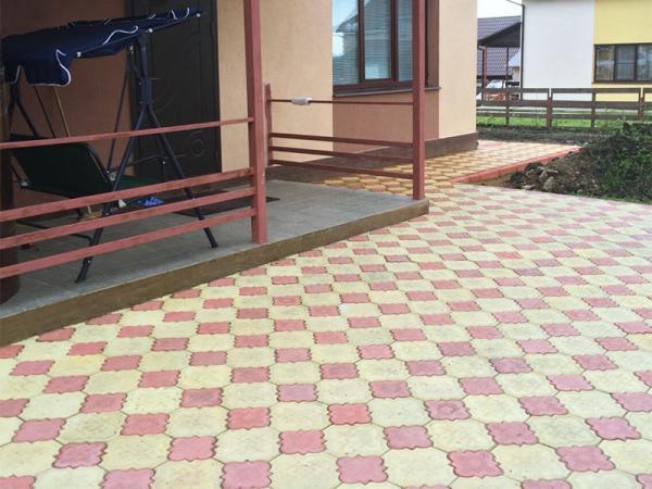 Тротуарная плитка от СК