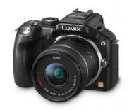 Фотоаппарат Panasonik Lumix DMC-G5XEE-K X Vario 14-42mm Kit Blak